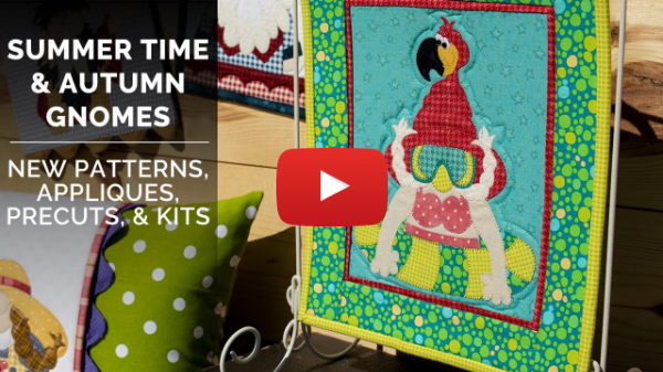 New Summer & Autumn Gnomes!